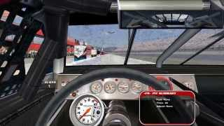 NASCAR Racing 2003 Season PC Gameplay HD