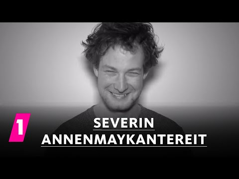 Severin von AnnenMayKantereit im 1LIVE...