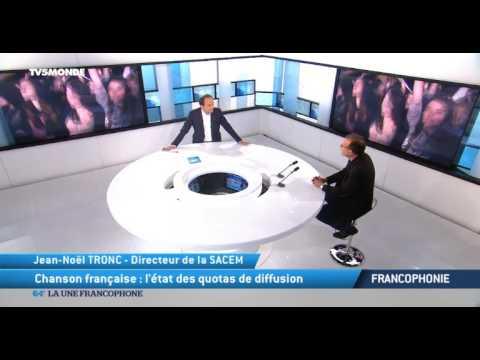 Chanson française: l'Etat des quotas de diffusion