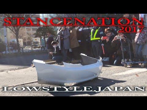 んっ・・・!? リアバンパー !!! スタンスネーション STANCENATION JAPAN 2017【搬入動画④】