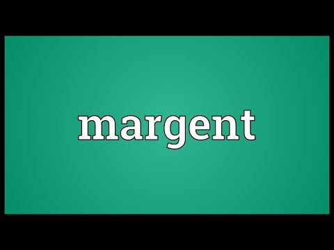Header of margent