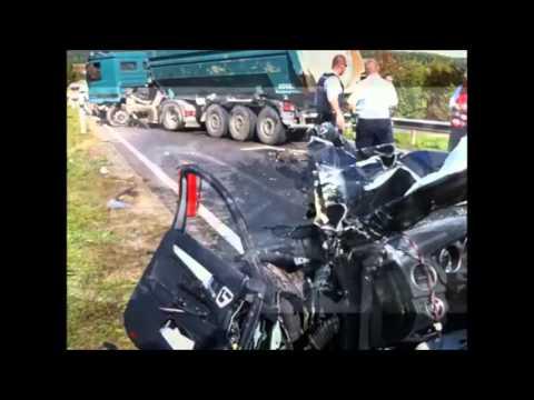 Falco Unfall Bilder