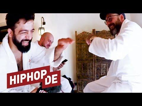 Sido & Kool Savas: Fanfragen, Rap-Rente, Trap, Auto-Tune & Tattoo-Verlosung (Interview) #waslos