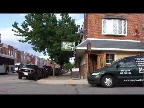 Baltimore: The Wire locations, part one