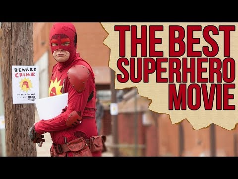 The Best Superhero Movie You've Never Seen