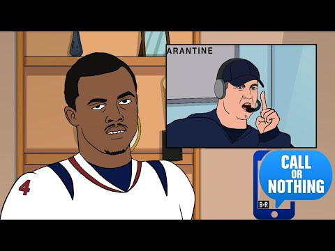 Deshaun Watson Did Not Want To FaceTime Bill OBrien (Parody)