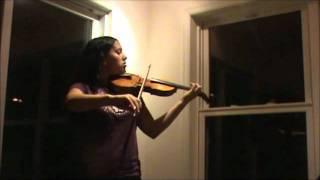 Tsukiyo no violinist