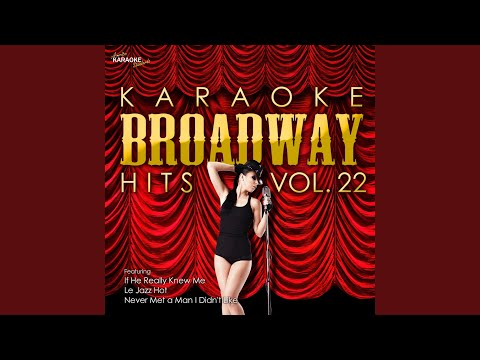 If He Really Knew Me (In The Style Of They're Playing Our Song) (Karaoke Version)