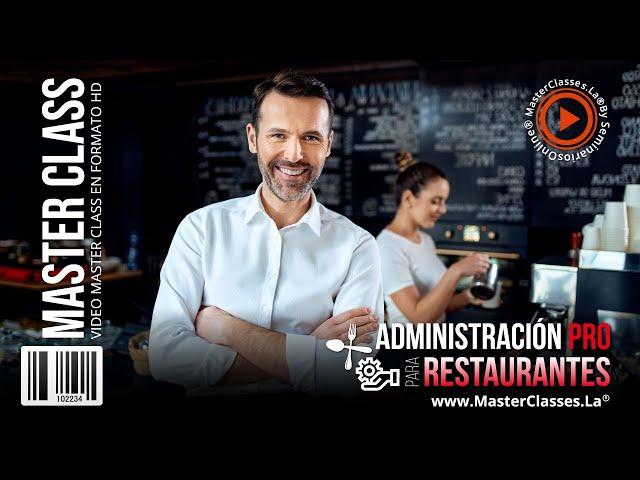 Administración pro para Restaurantes - Precio correcto +Promociones atractivas.