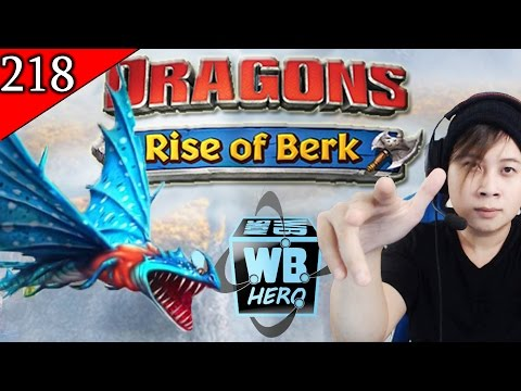 Limited Lil Lullably! Thunderdrum - Dragons: Rise of Berk [Episode 218]