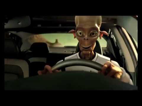 "Посейдон, пришельцы и ацтеки любят ""Kia Optima"". 4К видео."