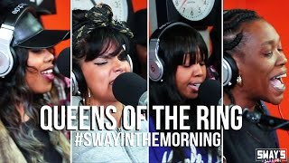 PT. 1 Friday Fire Cypher: Queens of the Rings - Babs, MyVerse EHart, Jaz the Rapper and Star Smilez