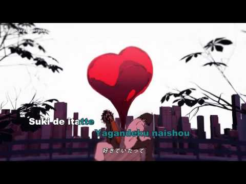 【Karaoke】 Streaming Heart 【Off Vocal】