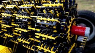 ТОП 10 САМЫХ НЕВЕРОЯТНЫХ КОНСТРУКЦИЙ ИЗ LEGO