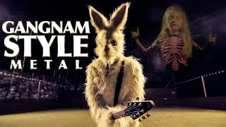 Gambar cover Gangnam Style (metal cover by Leo Moracchioli)