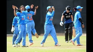 India Women vs New Zealand Women Highlights