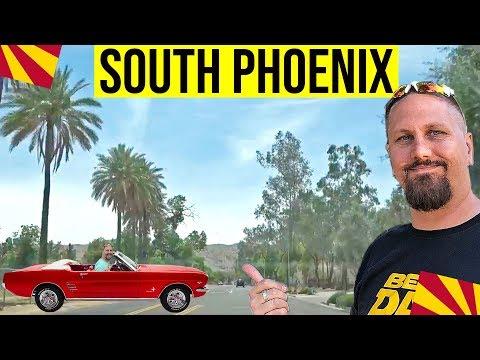South Phoenix, AZ Driving Tour: Living in Phoenix, Arizona