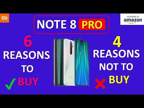 Redmi Note 8 Pro : 6 Reasons To Buy | 4 Reasons Not To Buy | Note 8 Pro Pros & Cons