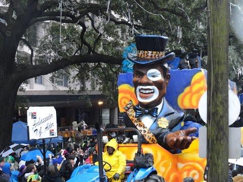 2014 Zulu Parade ~ Mardi Gras in New Orleans