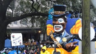 2014 Zulu Parade ~ Mardi Gras in New Orleans (HD)