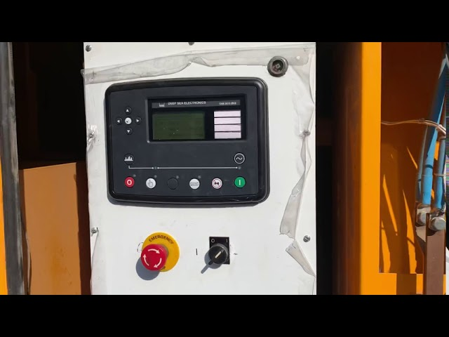 Scania / JCB under test post control system replacement