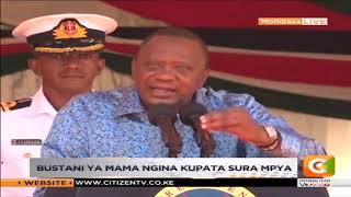 Uhuru, Raila reprove premature 2022 politics