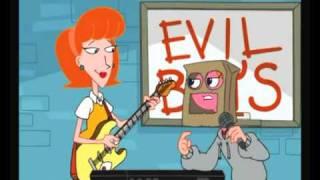 Phineas and Ferb Music Video - E.V.I.L. B.O.Y.S - Number 6