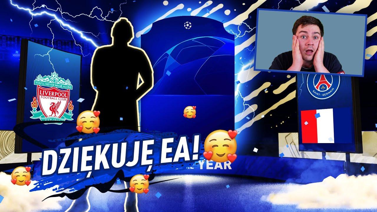 TRAFIŁEM KYLIANA MBAPPE!!! DZIĘKUJĘ EA! NIESAMOWITA HISTORIA | FIFA 20 JUNAJTED