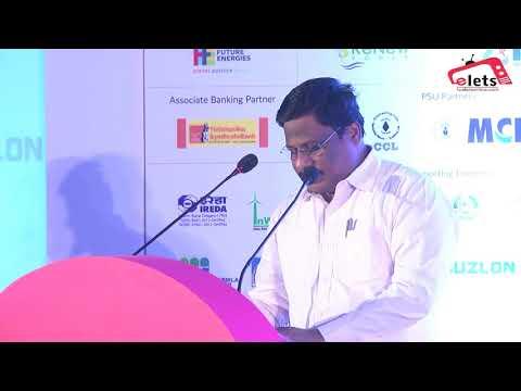 A Sudhakar Rao, VC & MD, Telangana State Renewable Energy Development Corporation Ltd.
