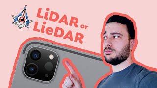 What's Apple's LiDAR Good for?