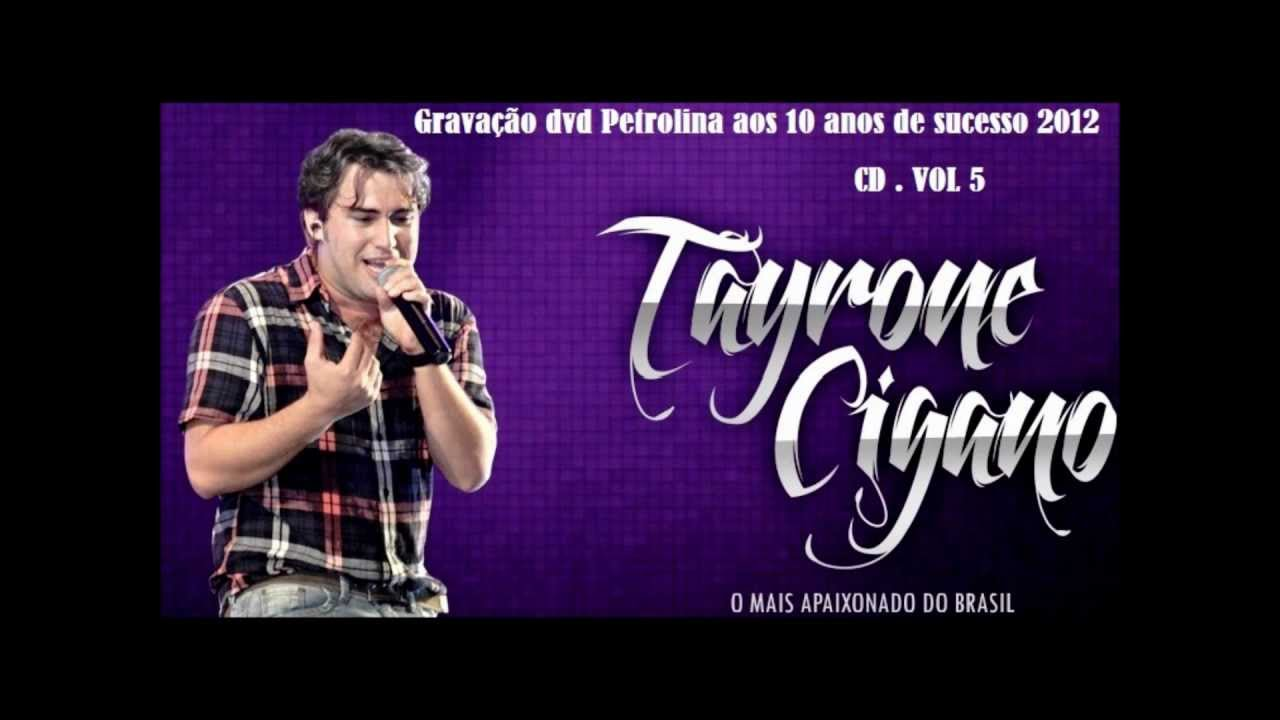 dvd tayrone cigano 2012