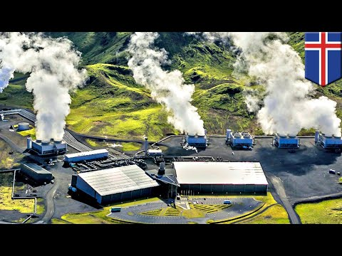 Direct air capture: Iceland opens first negative emissions power plant - TomoNews