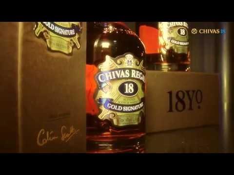 Pernod Ricard Angola | launching Chivas 18