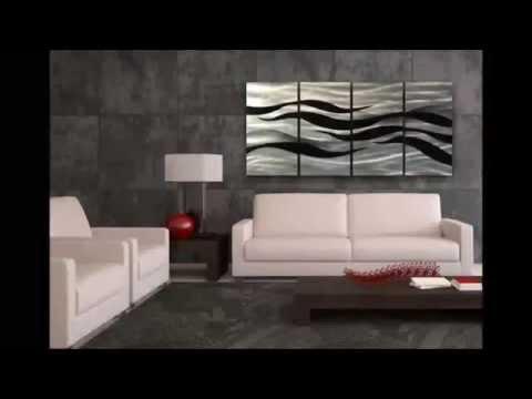 Aluminium Wall Art - Modern Wall Art Aluminium