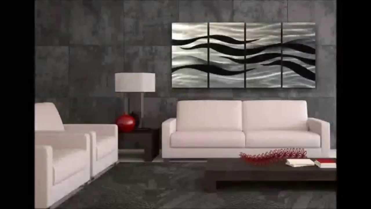 Aluminium Wall Art - Modern Wall Art Aluminium - YouTube