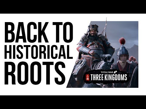 What does Total War: Three Kingdoms mean for the series?