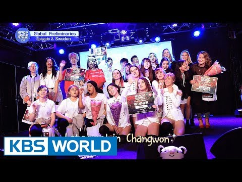 2017 KWF Global Audition Documentary : Ep.2 - Sweden [ENG/2017.08.25]
