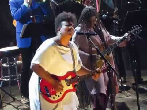 "2018 Rock & Roll Hall of Fame ALABAMA SHAKES/QUESTLOVE SISTER ROSETTA THARPE Tribute ""That's All"""