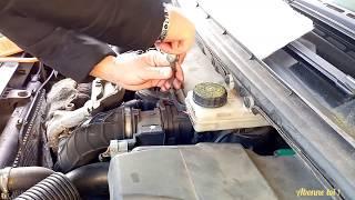 Changer le filtre à air sur moteur 1.4 hdi ex 307