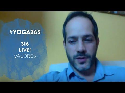 #Yoga365 - 316 - Valores