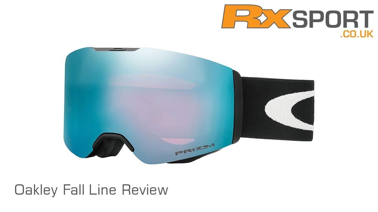 8e182370ea2 Oakley Fall Line Ski Goggles Review