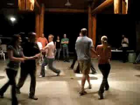 New Life Church Pastoral Team Square Dancing