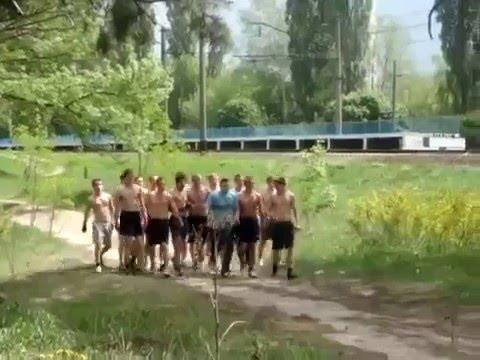 Fight Hooligans : Dynamo Kiev vs CSKA Moscow