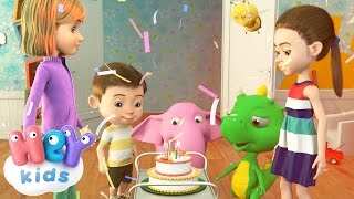 happy birthday song for children heykids