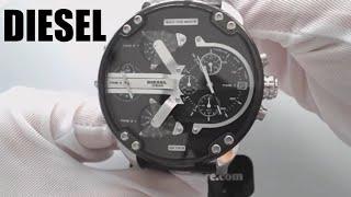 Men's Diesel Mr Daddy 2.0 DZ7313 Oversized 4 Time Zone Watch