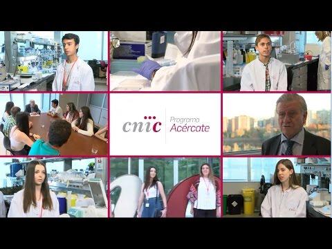 Programa ACÉRCATE del CNIC