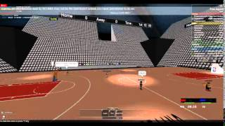 [ROBLOX:RO-NBA] Thunders d'Oklahoma City vs Chicago Bulls Pt.4