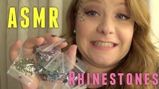 ASMR - Rhinestones! :3