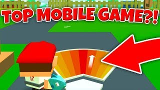 BEST MOBILE SPORTS GAME EVER?! | Baseball Boy!
