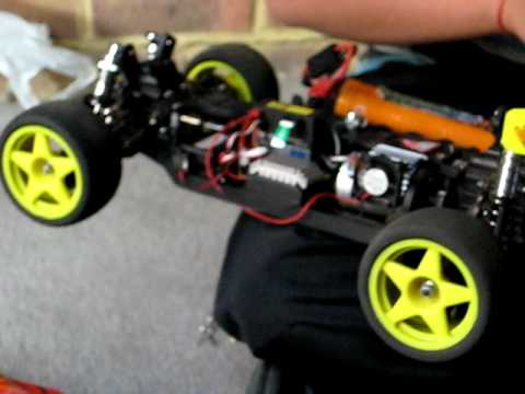 Rc Car Steering/Servo Problem